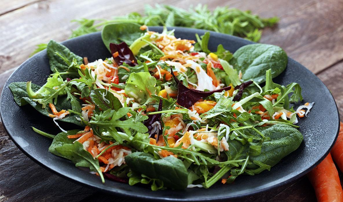 Spring-Style Salads